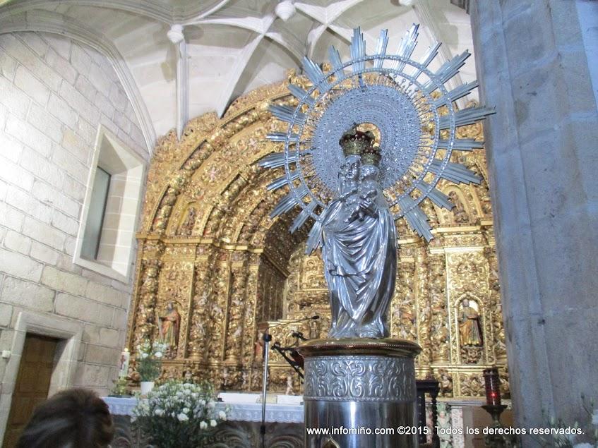Fiestas Patronales en honor a la Virgen del Pilar en O Rosal del 20 al 25 de julio de 2017