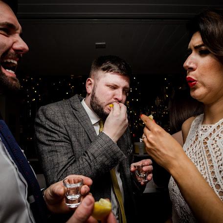 Wedding photographer Steve Grogan (SteveGrogan). Photo of 20.02.2018