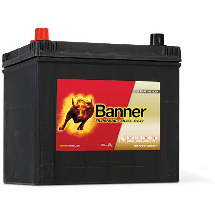 Banner Running Bull -EFB 12v 65Ah 56516