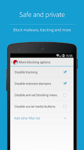 Adblock Browser for Android v1.1.1 build 2016020220
