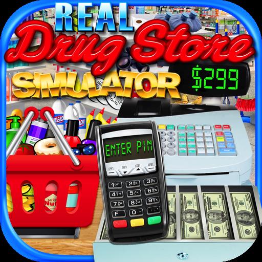 Drugstore Credit Card Cashier