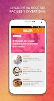 Screenshot of iMujer - Inspirando Mujeres