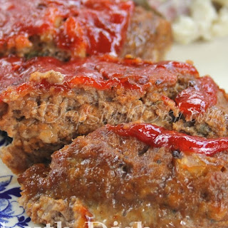 Southern Style Meatloaf.