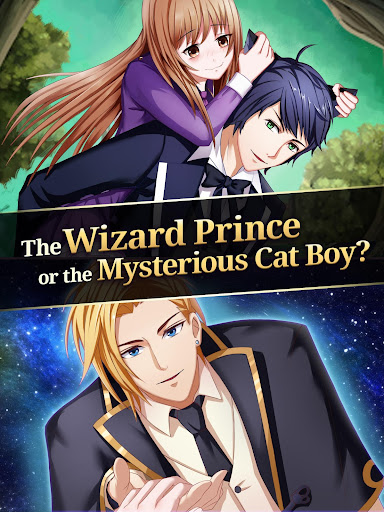 Otome Game: Love Mystery Story  captures d'u00e9cran 12