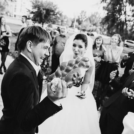 Wedding photographer Sergey Pogodaev (Pogodaev). Photo of 26.08.2015