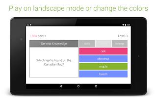 Screenshot of Quizoid Pro: Category Trivia