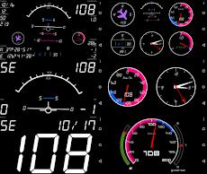 航空計器 - スピードメーター Proのおすすめ画像5