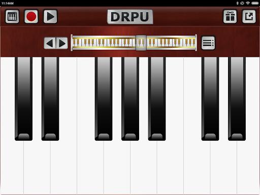 Piano Keyboard Music Pro - DRPU PIANO Learning App  screenshots 23