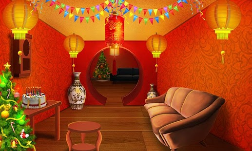 Can You Escape this 1000 Doors - Christmas Santa - náhled