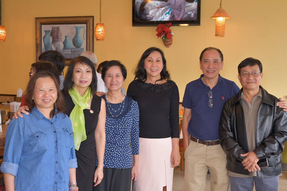 KM Houston họp mặt ở nhà hàng Nam Giao  h2