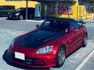 S2000 AP1 ソウルレッドS2000 初号機 1999年式のカスタム事例画像 ホタテほえほえさんの2020年11月21日23:03の投稿
