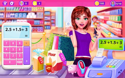 Supermarket Girl Cashier Game - Grocery Shopping  trampa 10
