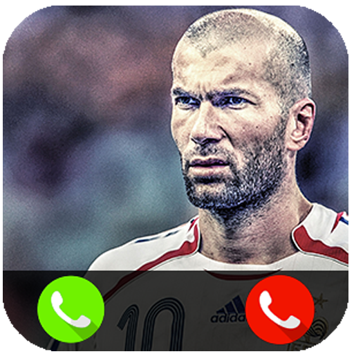 Call From Zinédine Zidane