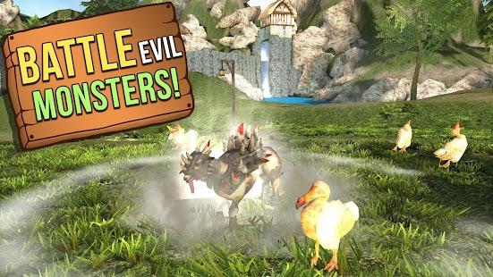 Goat Simulator MMO Simulator Screenshot 13