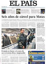 Photo: La condena de seis años de prisión a Jaume Matas y el fuerte dispositivo desplegado por Francia para encontrar al 'asesino de la moto', entre los temas de nuestra portada del miércoles 21 de marzo http://cort.as/1k2H
