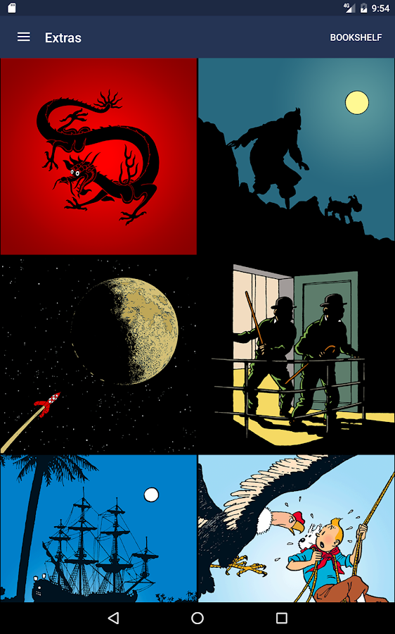 The Adventures of Tintin- screenshot