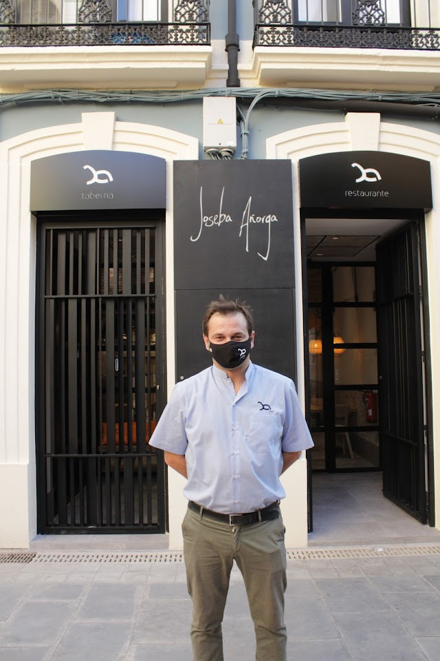 El cocinero donostiarra Joseba Añorga