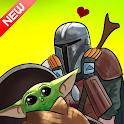 Baby Yoda Wallpaper HD 2020 icon