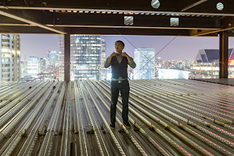Photo: [The Classiest Man in Rooftopping]I don't always hit roofs, but when I do I be all classy.  6 secs | F/4 | ISO1600 | Sony A7R | Canon 16-35mm #toronto  #rooftopping #urbex