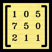 Cramer Matrices
