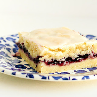 Blueberry Pie Filling Bars Recipes