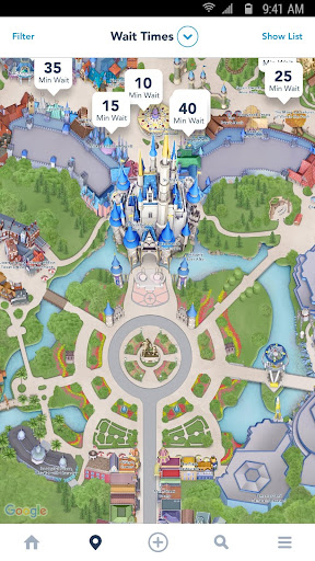 My Disney Experience - Walt Disney World screenshot 2