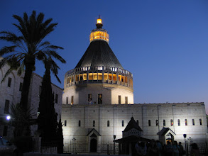 Photo: Basilique de Nazareth