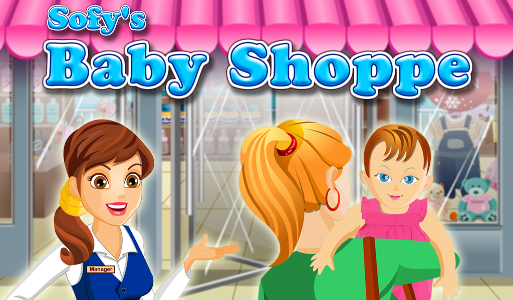 Sofys Baby Shoppe - OLD- screenshot
