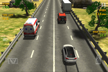Traffic Racer Mod Apk 3.2 [Unlimited Money] 7