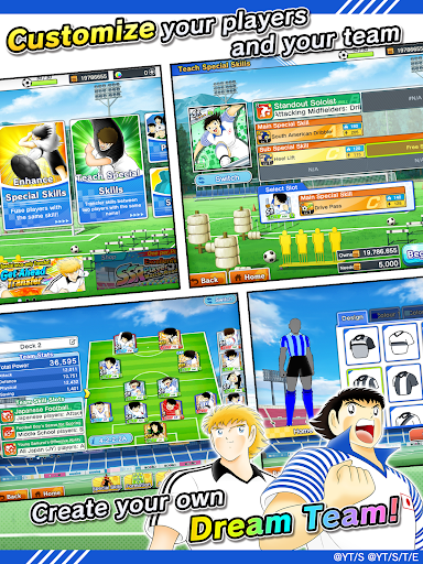 Captain Tsubasa: Dream Team 1.10.2 gameplay | by HackJr.Pw 19