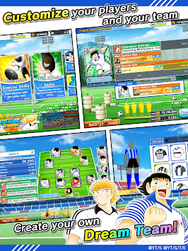 Captain Tsubasa: Dream Team APK screenshot thumbnail 19
