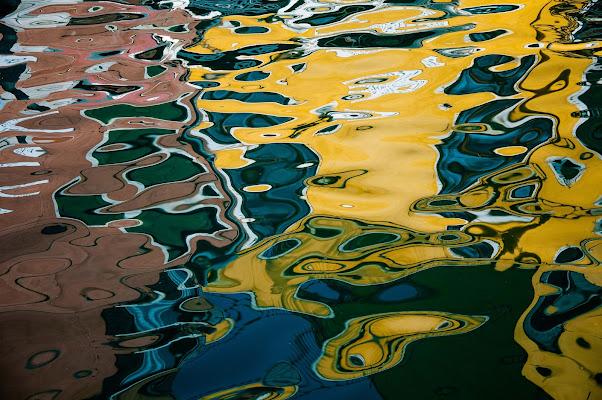 riflessi in laguna di domenicolobinaphoto