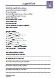 s-Genitive Englisch Grammatik Übungen Schularbeit