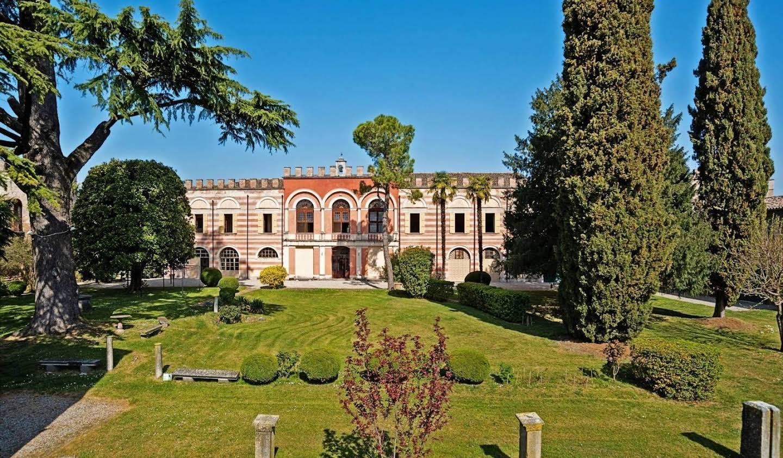 Villa avec jardin et terrasse Castellaro Lagusello