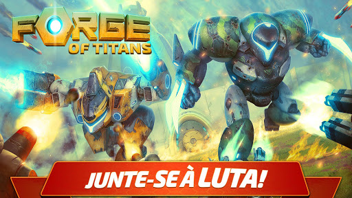 Forge of Titans Mech Wars