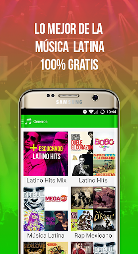 Radiulo Free Mexican music and Mexican radio 6.1.1 screenshots 2