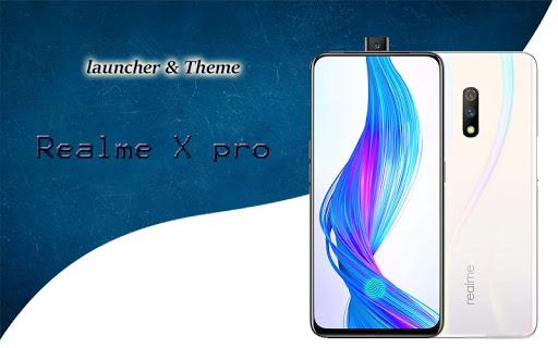 theme for realme x pro screenshot 1
