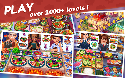Cooking Voyage - Crazy Chef's Restaurant Dash Game 1.3.1+ac19226 screenshots 14