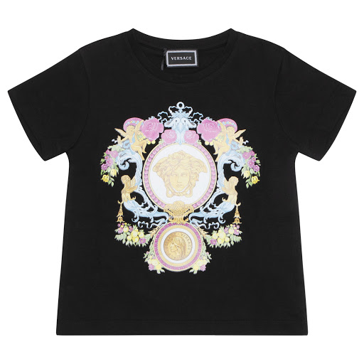Primary image of Young Versace Girls Logo T-shirt