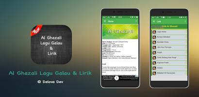 Al Ghazali Lagu Galau & Lirik - Android app on AppBrain