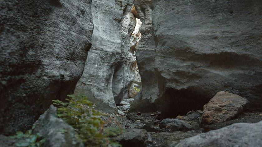 Imagen del \'Estrecho de Urrácal\'.