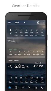 Sense Flip Clock & Weather (Ad-free) 4