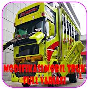 Modifikasi Mobil Truk Full Variasi