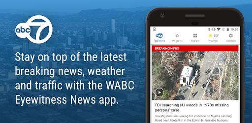 WABC Eyewitness News - by ABC Digital - #19 App in Newspaper