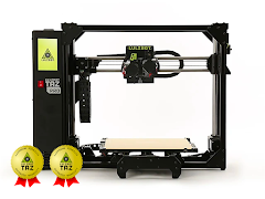 LulzBot TAZ Pro 3D Printer with 2 Year Extended Warranty