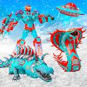 Anaconda Robot Transform Wars Spaceship Robot Game icon