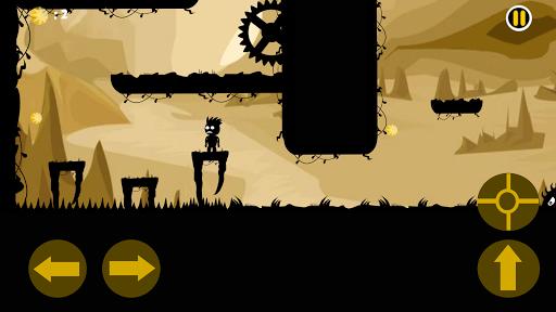 Shadow Boy's Adventures ss1