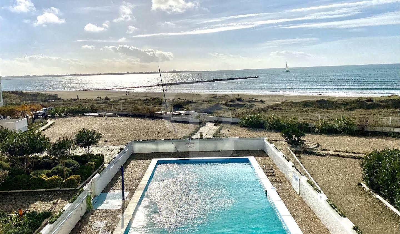 Appartement avec piscine Le Grau-du-Roi