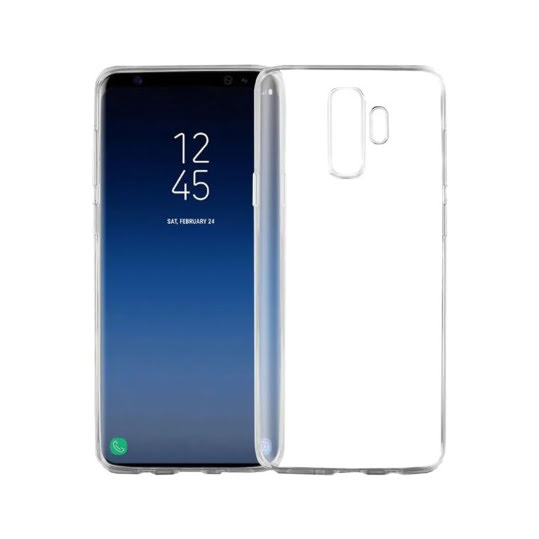 Samsung Clear Cover Galaxy S9 Plus