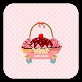 Cream Cupcake Theme